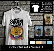 Colourful Arts Series 1
