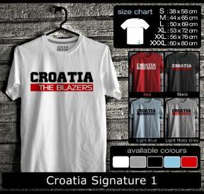 Croatia Signature 1