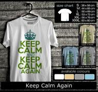 Keep Calm Again