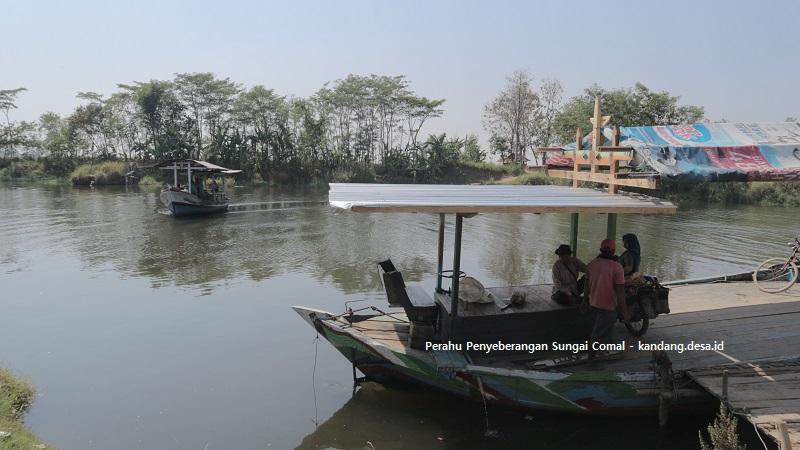 Terpisah Sungai, Empat Desa 'Ikhtiyar' Pembangunan Jembatan