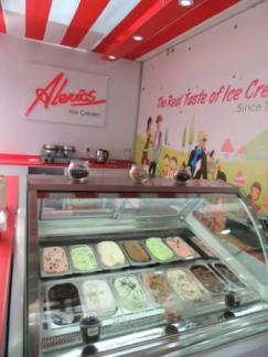Alerics Ice Cream