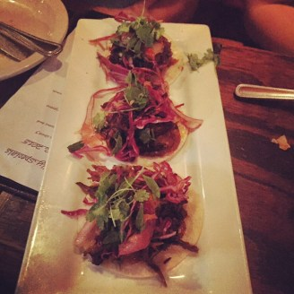 Tacos @ Santiago's Bodega