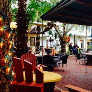 The Backyard Island Cafe & Tropical Bar at Meehan's