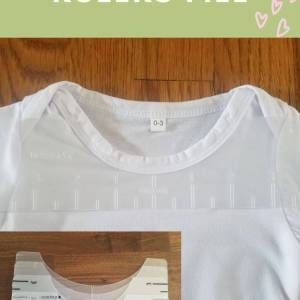 SVG File Of T-Shirt Rulers