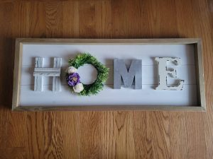 Read more about the article How To Make A Simple Home Sign With A Lot Of Different Textures