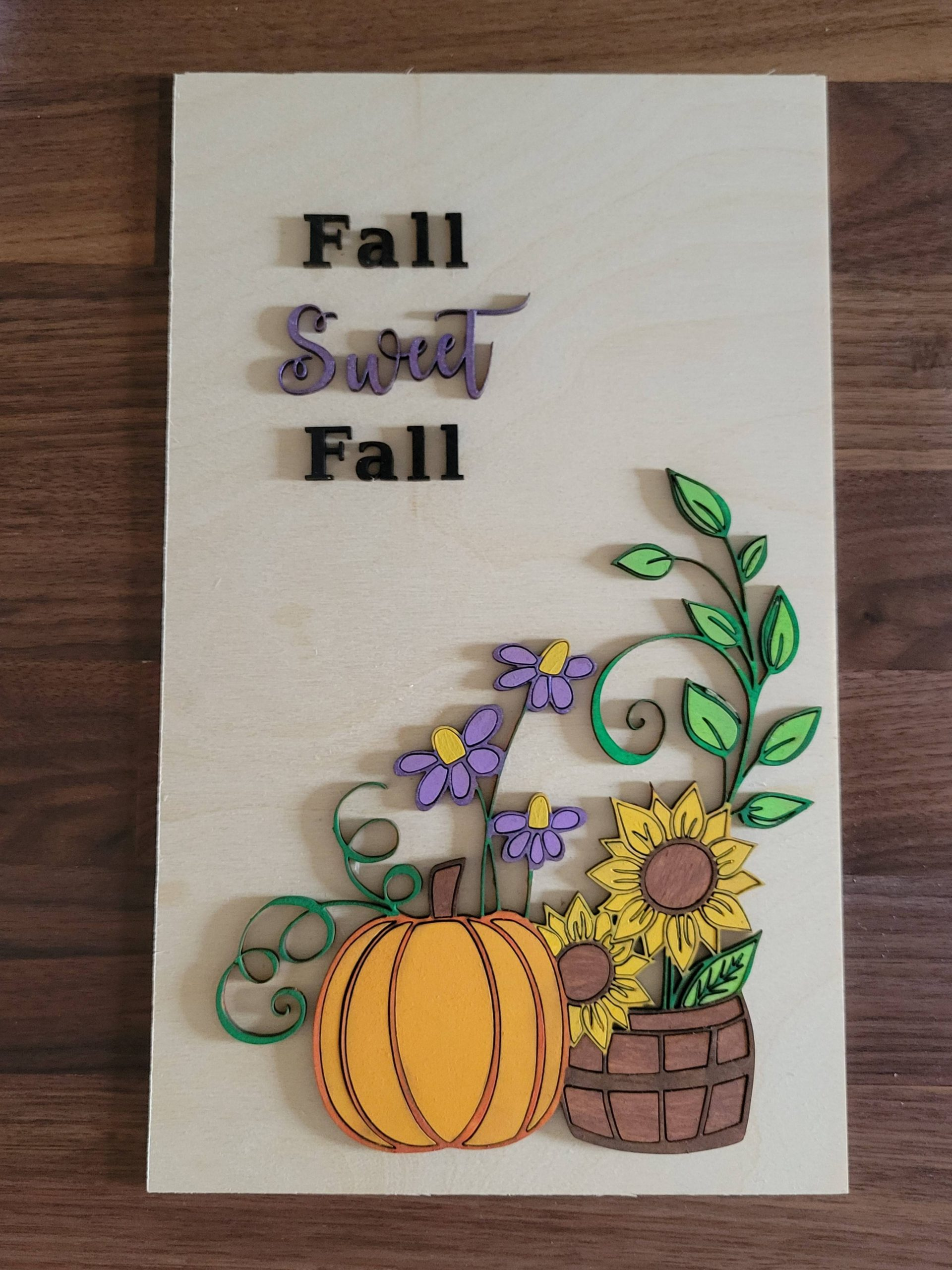You are currently viewing Cute Fall Sign With Pumpkins And Sunflowers
