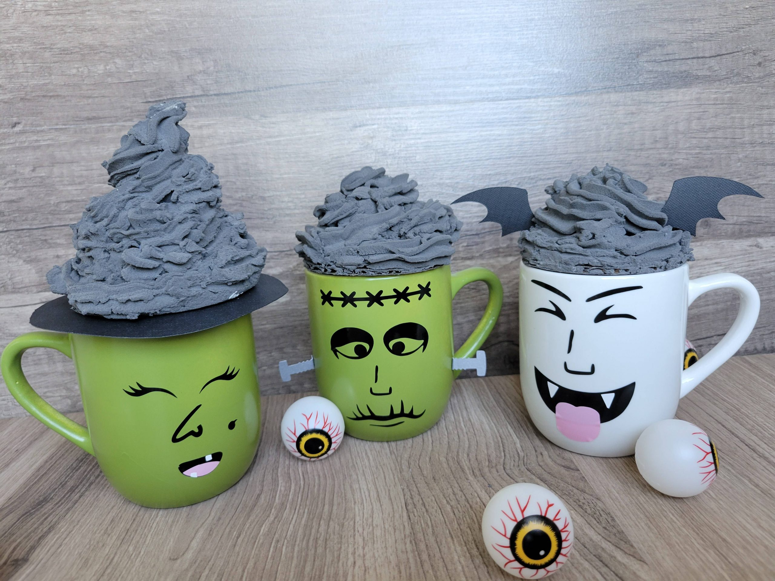 You are currently viewing Halloween Marshmallow Cups