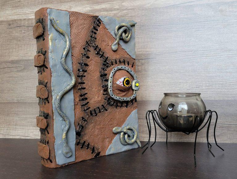 Hocus Pocus book DIY