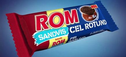 ROM Sandvis Rotund Commercial