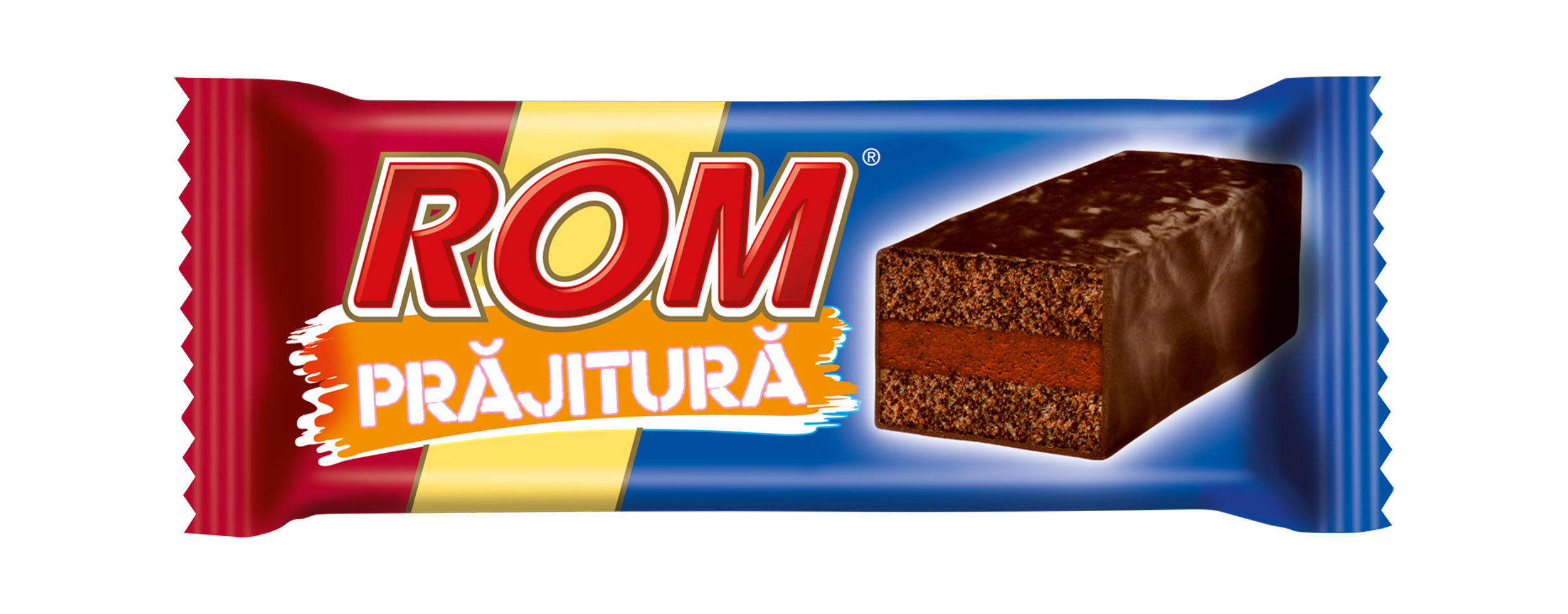 Rom Prajitura 24X35g