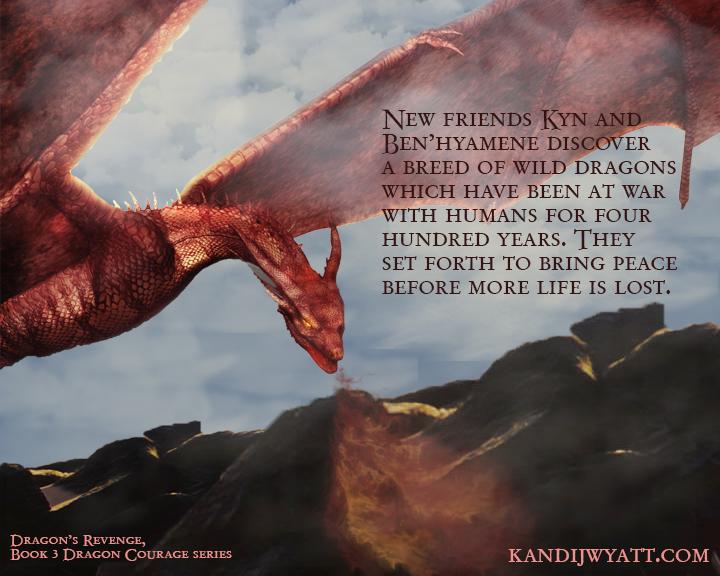 Dragon's Revenge 1 line blurb