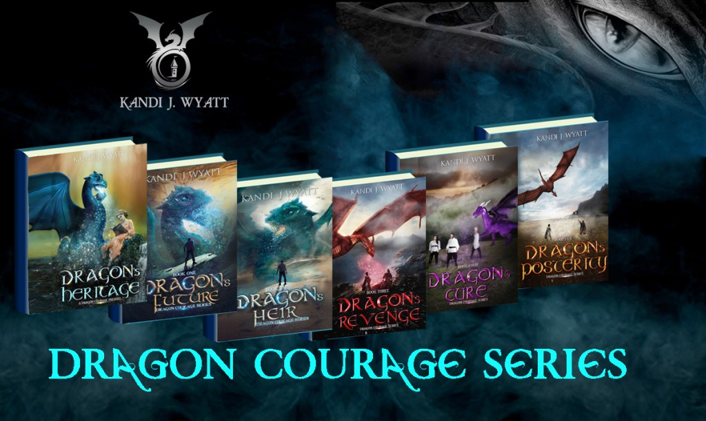 "img=""Dragon Courage series books"""