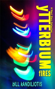 Book Cover: Ytterbium Fires