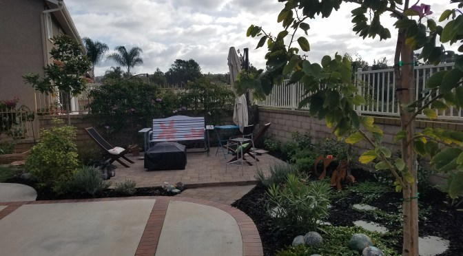 ADDED FIVE PICTURES OF A SMALL DESIGN IN THE SAN DIEGO AREA TO THE LANDSCAPE GALLERY