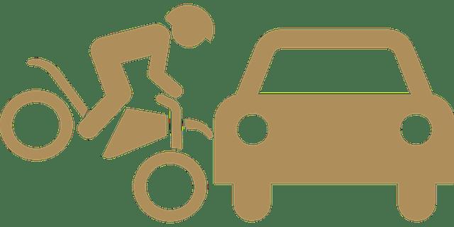 自動車事故で自転車に接触「人身事故にします!」と言われてしまった時
