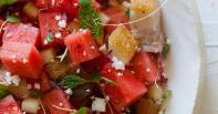 watermelon recipe, heritage farm