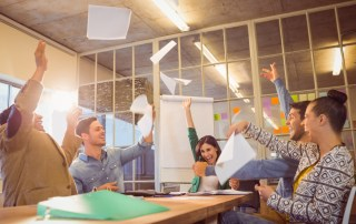 benefits of having millennials in the workplace