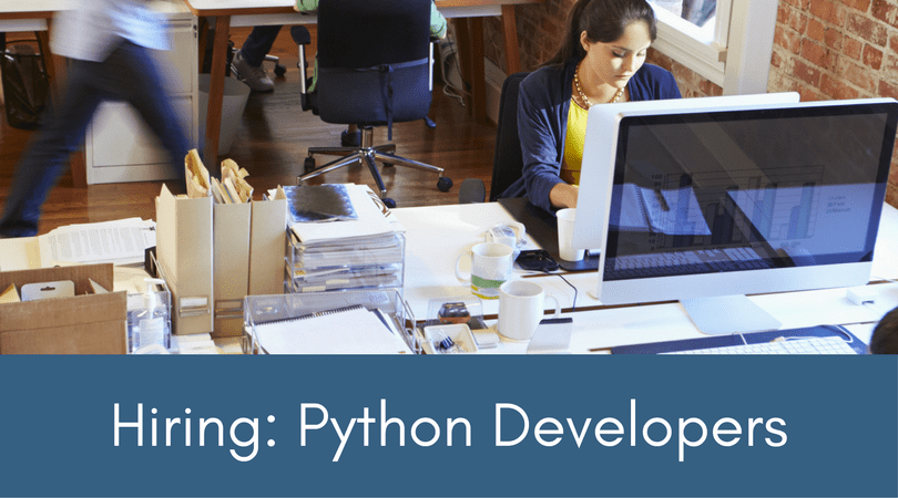 Python Developer jobs available on East Coast