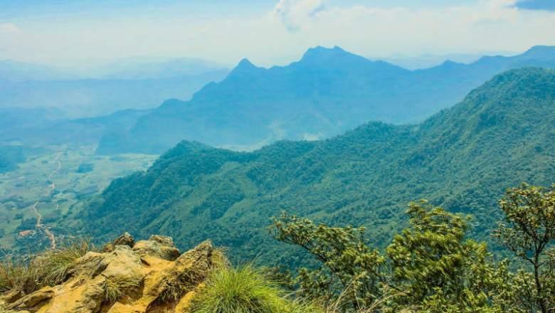 Bukit di Sulawesi