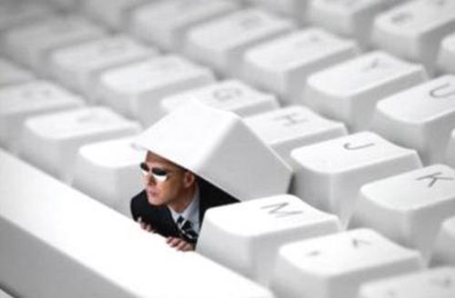 Australian Security Intelligence Organisation (ASIO) agent hard at work