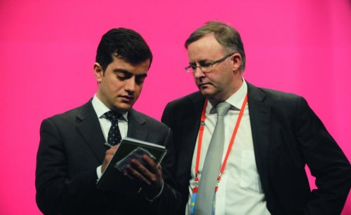 Sam Dastyari - Anthony Albanese