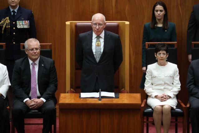 Governor-General David Hurley