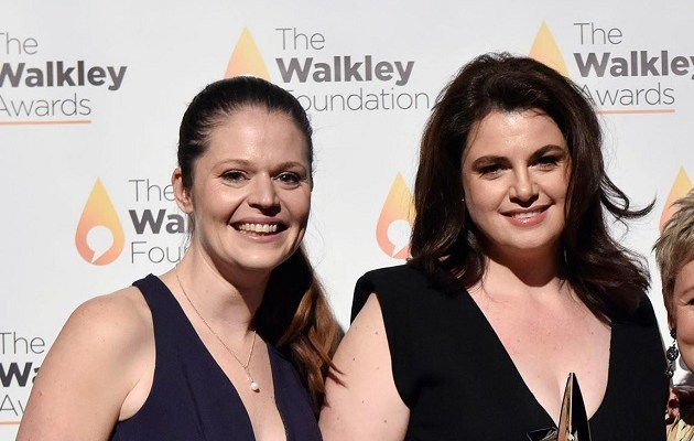 Lucy Carter and Louise Milligan