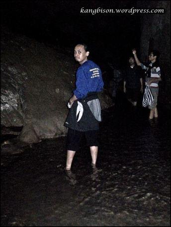 kondisi medan gua seplawan Purworejo