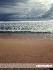 pantai pasir di pok tunggal