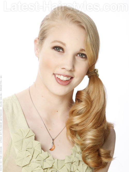 Strawberry Blonde Hair Color Hairstyles And Haircut