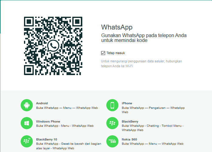 Cara Download Status Foto dan Video Whatsapp