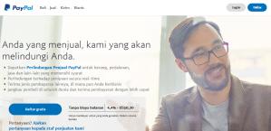 Akun Bank Unconfirmed di Paypal