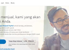 Akun Bank Unconfirmed di Paypal