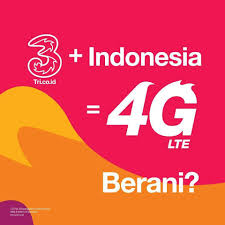 Kode Area HLR 3 - Tri Indonesia