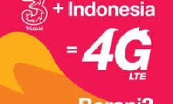 Kode Area HLR 3 – Tri Indonesia