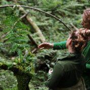 zwei Teilnehmerinnen der Naturcoaching Ausbildung