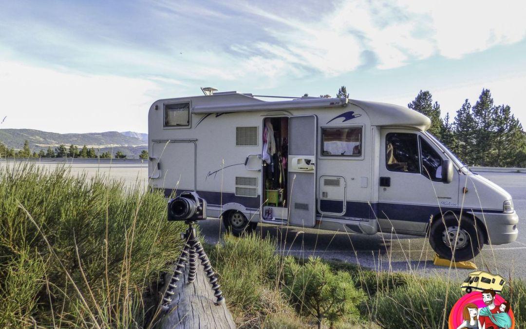Nos indispensables pour voyager et travailler en camping-car