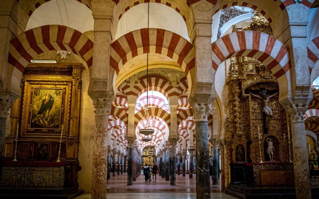 Vue sur la Mosquée Cathédrale