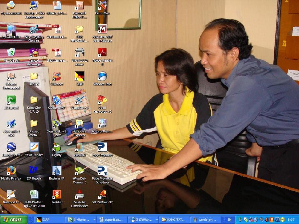 Antara Windows dan Linux, seperti apa sih Tampilan Linux itu? (1/6)