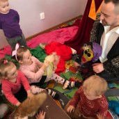 Pan Teatrzyk | Prywatny Żłobek Bemowo Kangurek