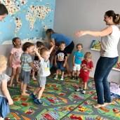 Emocje - Warsztaty dla dzieci w żłobek Kangurek