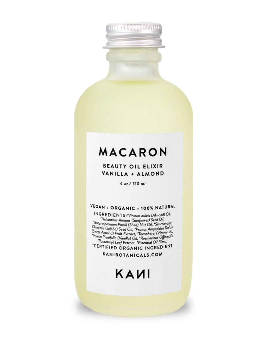 Macaron - Almond & Vanilla Body Oil