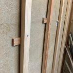 石膏ボード壁面下地の施工2