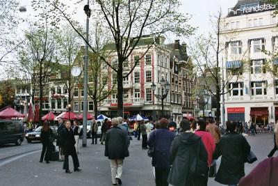 2004 Amsterdam 126 Leidseplain