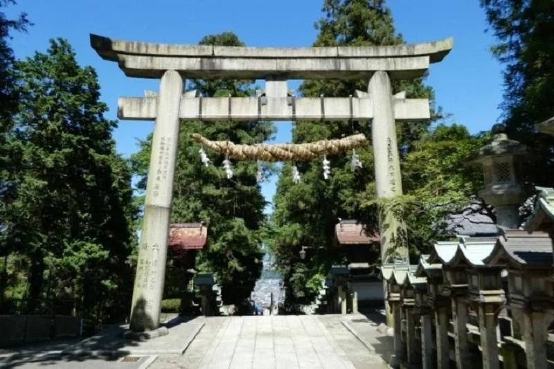 生駒聖天(生駒山宝山寺)