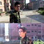 2AMチャンミンの軍服姿