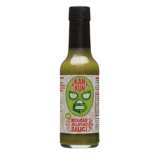 Mexican Jalapeno Sauce Hot