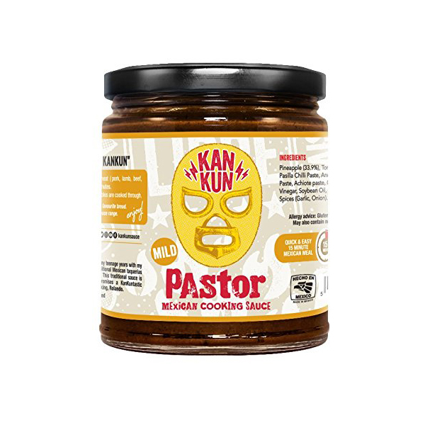 Pastor Mexican Cooking Sauce