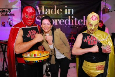 kankun at made in shoreditch event6