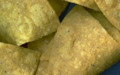 KANKUN® Homemade Flour Tortilla Chips